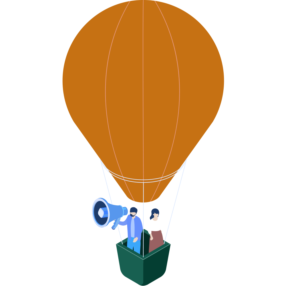 1000X1000 Illustration Air Balloon